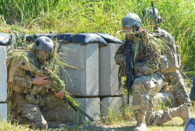 画像9: 米陸軍と実動訓練|陸自西部方面隊