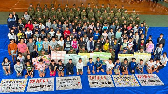 画像9: 佐賀県 豪雨災派に1万人強出動|久留米駐屯地