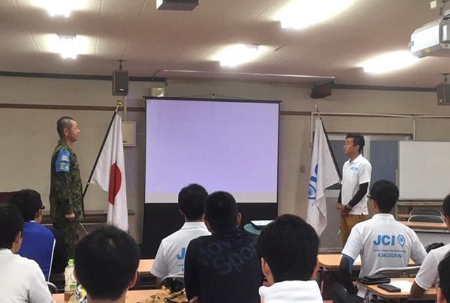 画像7: 青年会議所会員の研修支援|兵庫地本