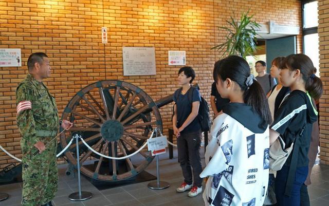 画像2: 防災訓練「親子ふれあい活動」開催|姫路駐屯地