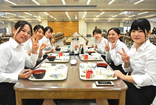 画像7: 短大生の調理実習に協力|仙台駐屯地