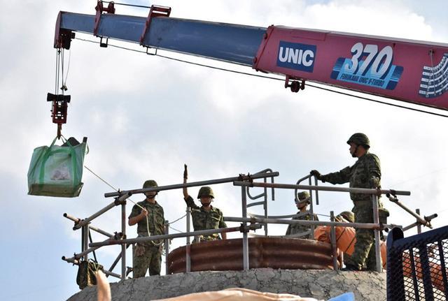 画像1: 沖縄県内で6件の不発弾処理安全化|陸自15旅団