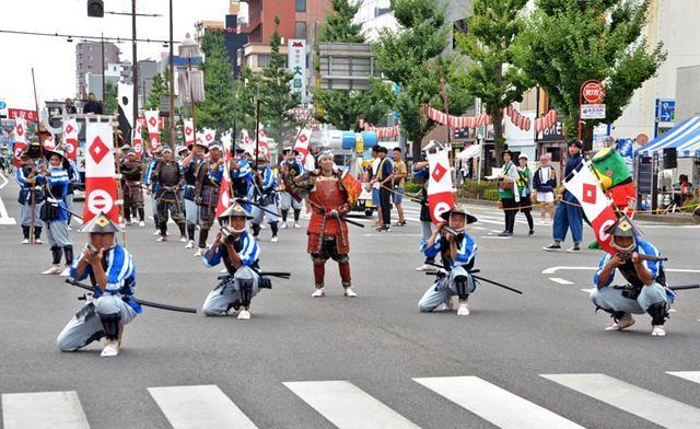 画像3: 久留米祭りを盛り上げる|久留米駐屯地