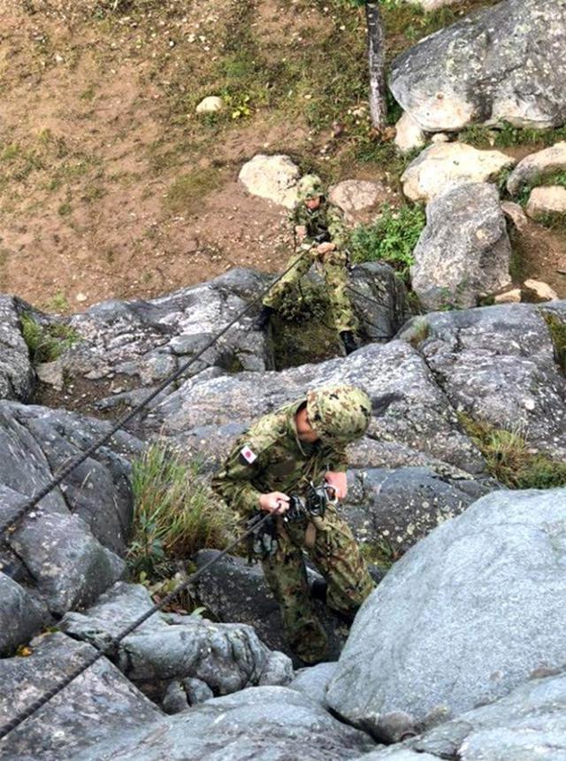 画像5: 米陸軍の上級課程訓練に留学|陸自冬季戦技教育隊