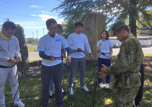 画像3: 青年会議所会員の研修支援|兵庫地本
