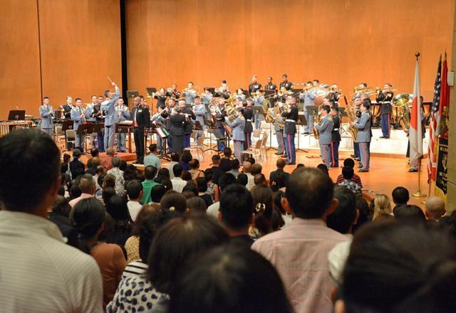 画像3: 「友情」テーマに日米コンサート|陸自15旅団