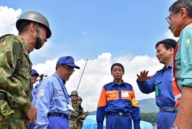 画像3: 佐賀県 豪雨災派に1万人強出動|久留米駐屯地