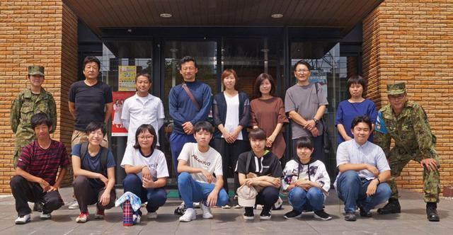 画像10: 防災訓練「親子ふれあい活動」開催|姫路駐屯地