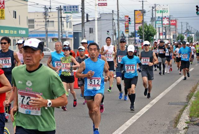 画像2: コスモスマラソン参加、大会支援|滝川駐屯地