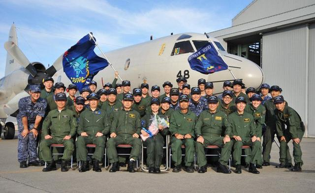 画像7: 2空隊で初のP3C女性機長|海自八戸航空基地