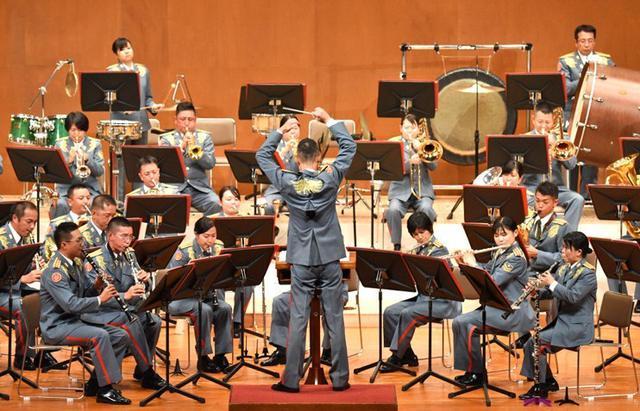 画像2: 「友情」テーマに日米コンサート|陸自15旅団