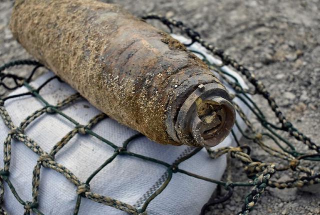 画像4: 沖縄県内で6件の不発弾処理安全化|陸自15旅団