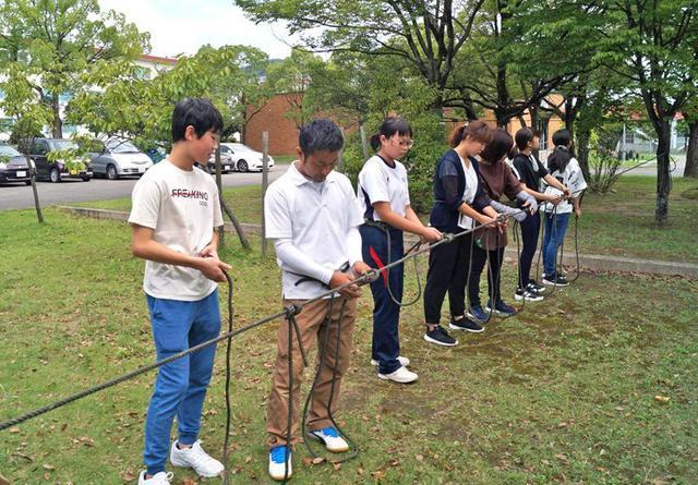 画像3: 防災訓練「親子ふれあい活動」開催|姫路駐屯地