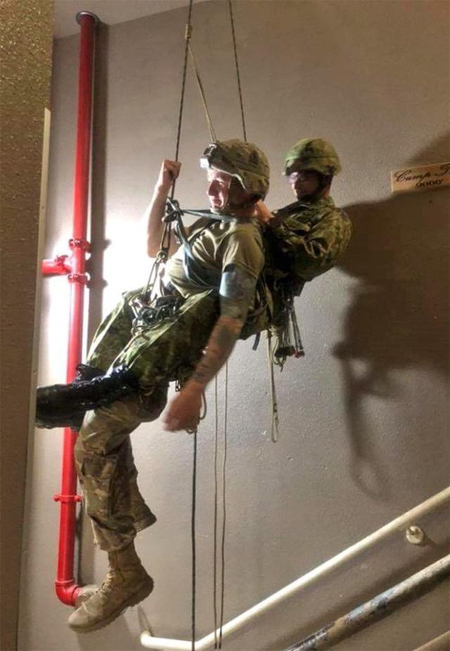 画像3: 米陸軍の上級課程訓練に留学|陸自冬季戦技教育隊