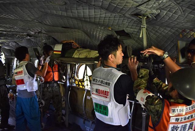 画像4: 地震想定の防災訓練に隊員200人|陸自15旅団
