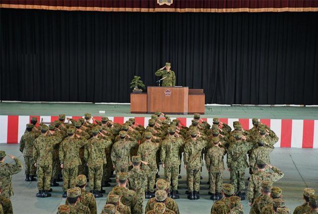 画像1: 新隊員53人 各中隊に配属|都城駐屯地