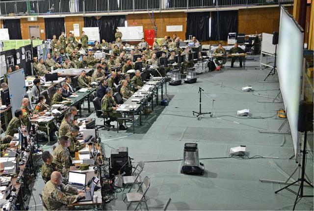 画像7: 日米共同で指揮所演習|陸自西部方面隊