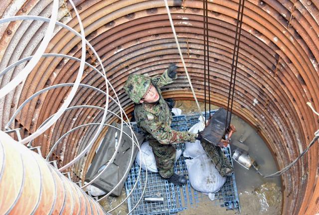 画像2: 沖縄県内で6件の不発弾処理安全化|陸自15旅団