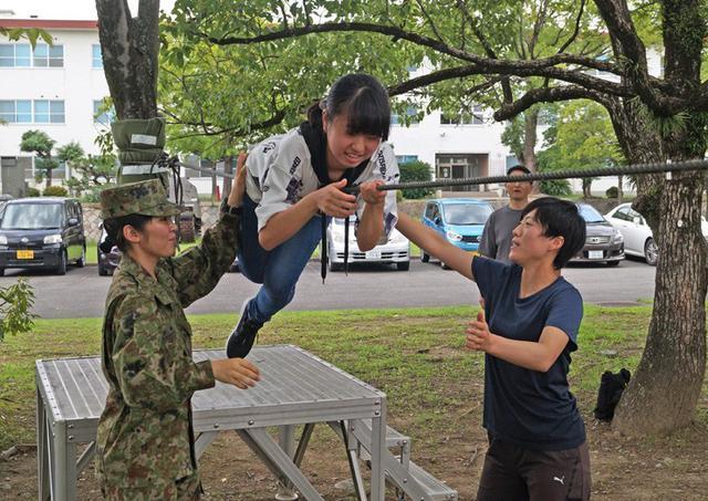 画像5: 防災訓練「親子ふれあい活動」開催|姫路駐屯地