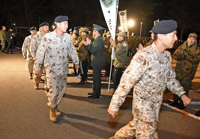 画像8: 海賊対処行動支援隊がジブチより帰国|陸自中央即応連隊