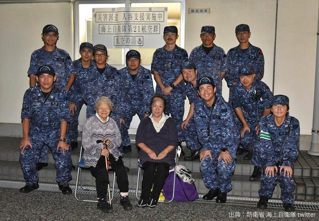画像9: 台風15号 停電復旧支援を終了|陸海空自部隊