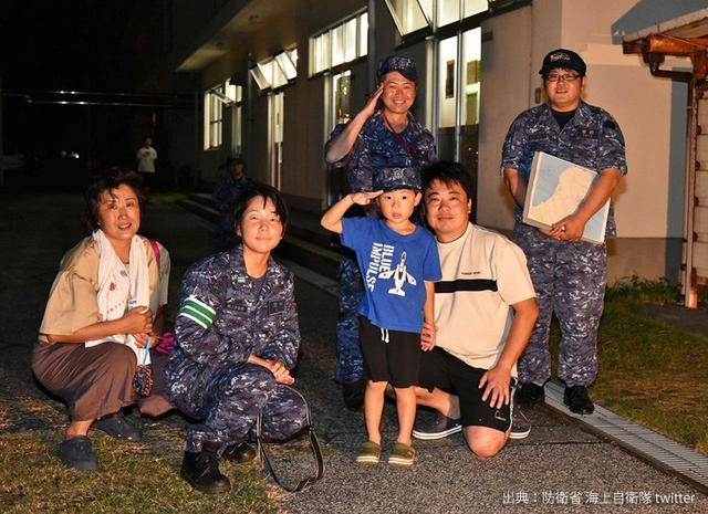 画像8: 台風15号 停電復旧支援を終了|陸海空自部隊