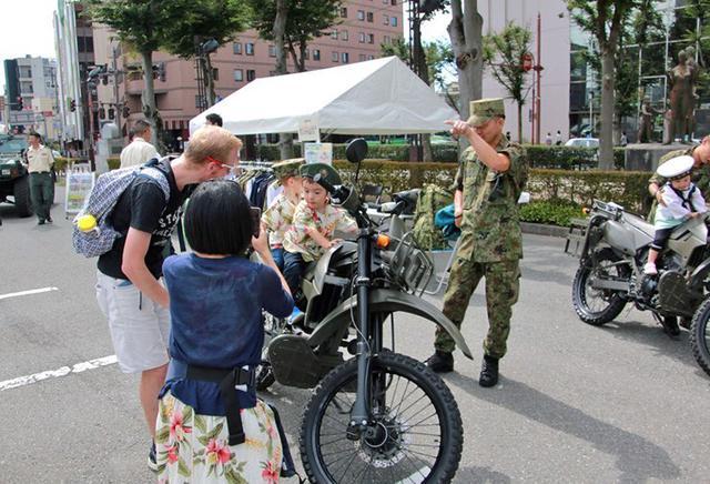 画像2: 「千秋花火」イベントに協力|秋田駐屯地