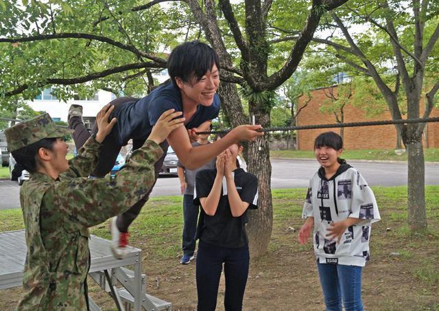 画像6: 防災訓練「親子ふれあい活動」開催|姫路駐屯地