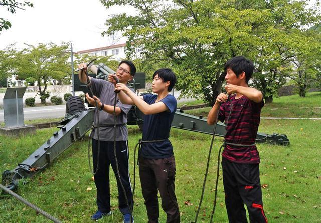 画像4: 防災訓練「親子ふれあい活動」開催|姫路駐屯地