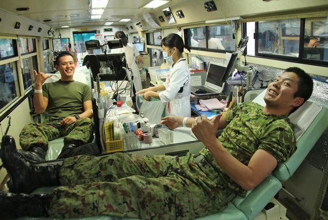 画像4: 271人、100L献血チャレンジ達成|福知山駐屯地