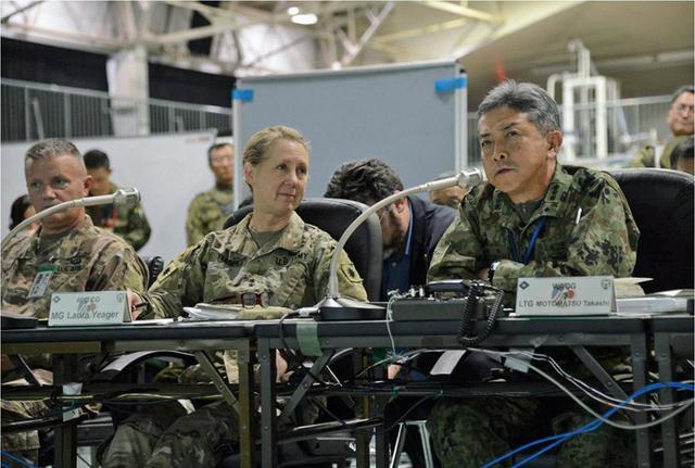 画像6: 日米共同で指揮所演習|陸自西部方面隊