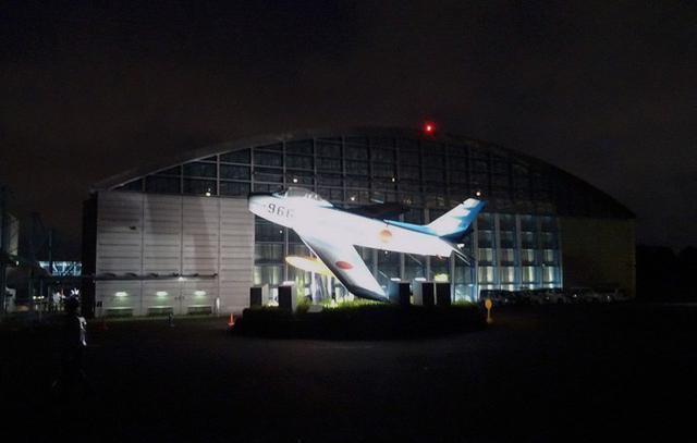 画像2: イベントで広報館を午後8時まで開館|空自浜松基地