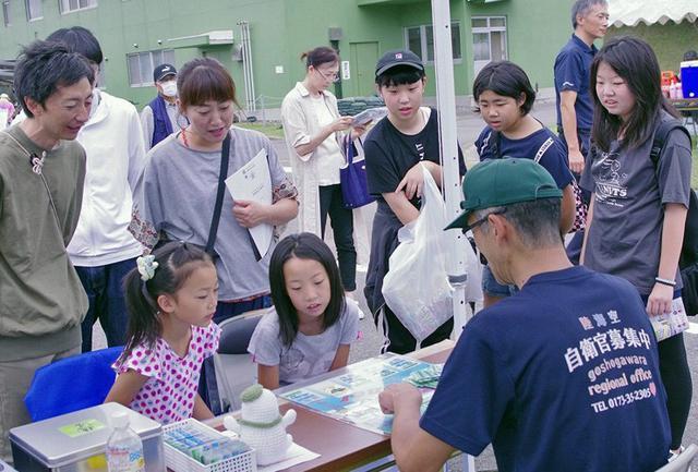 画像5: 空自三沢基地航空祭に9万人|青森地本