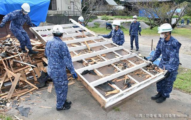 画像5: 台風15号 停電復旧支援を終了|陸海空自部隊