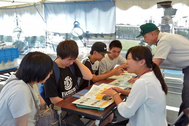 画像3: 空自三沢基地航空祭に9万人|青森地本