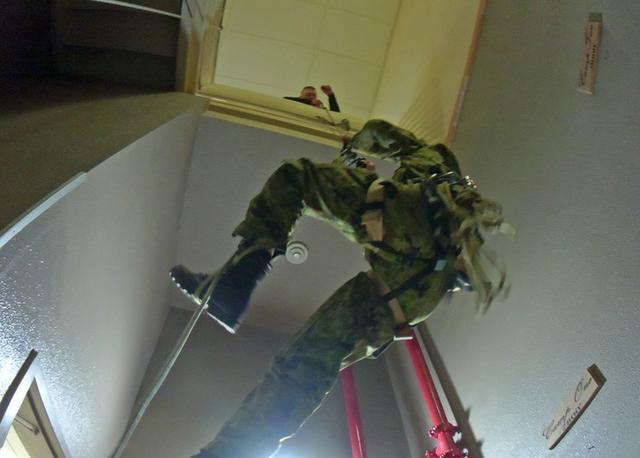 画像2: 米陸軍の上級課程訓練に留学|陸自冬季戦技教育隊