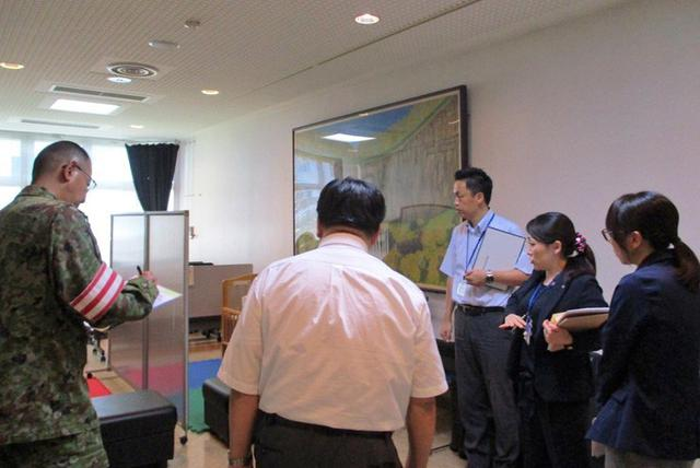 画像4: 緊急登庁時の保育支援隊員育成|宇都宮駐屯地