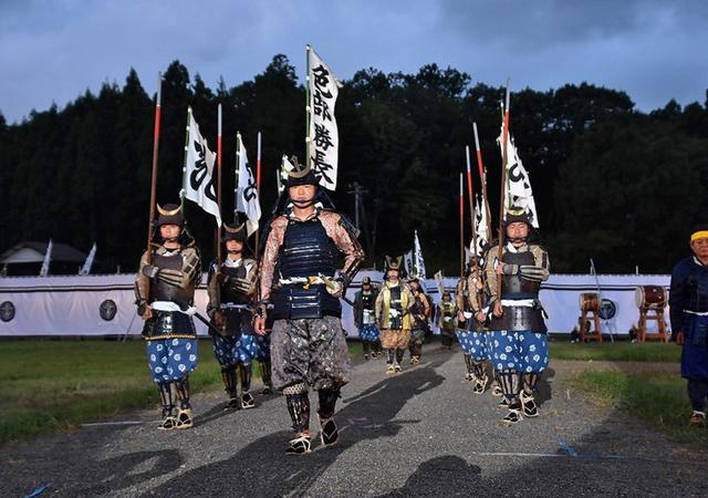 画像3: 謙信公祭で出陣行列など披露|高田駐屯地