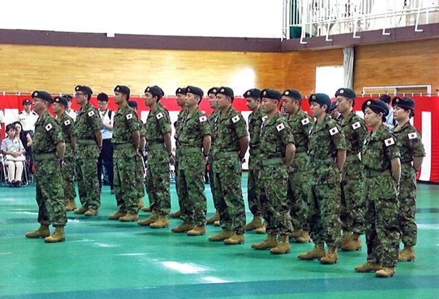 画像1: 隊員22人、ウガンダに派遣|南恵庭駐屯地