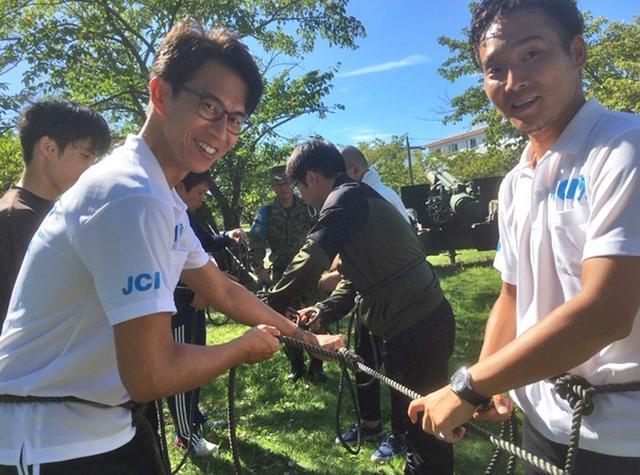 画像5: 青年会議所会員の研修支援|兵庫地本