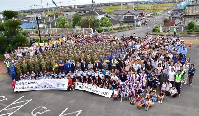 画像8: 佐賀県 豪雨災派に1万人強出動|久留米駐屯地