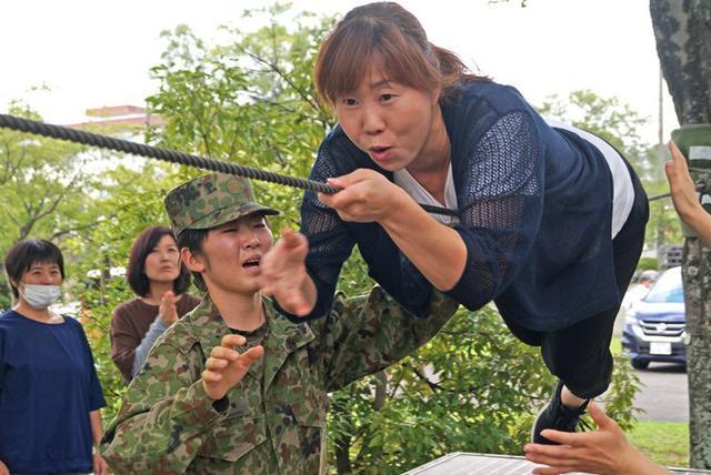 画像7: 防災訓練「親子ふれあい活動」開催|姫路駐屯地