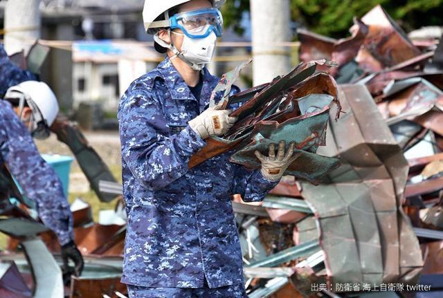 画像6: 台風15号 停電復旧支援を終了|陸海空自部隊