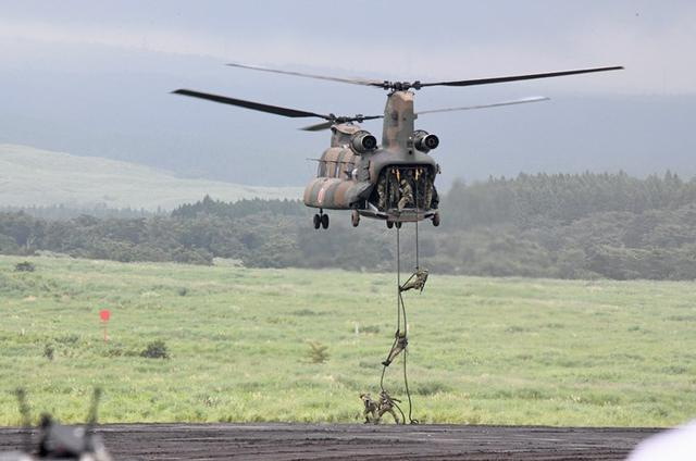 画像14: 多次元統合防衛力構築へ|令和元年度富士総合火力演習