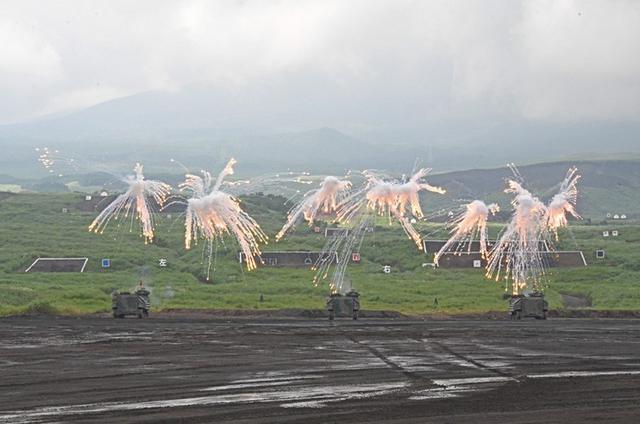 画像18: 多次元統合防衛力構築へ|令和元年度富士総合火力演習
