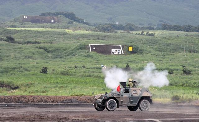 画像16: 多次元統合防衛力構築へ|令和元年度富士総合火力演習