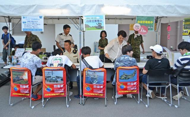 画像4: 駐屯地納涼夏祭りに1万3000人|桂駐屯地