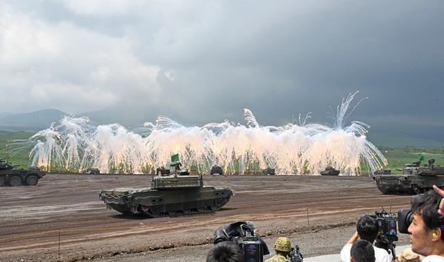 画像23: 多次元統合防衛力構築へ|令和元年度富士総合火力演習