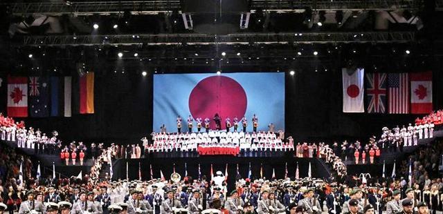 画像2: カナダ軍楽祭に初参加|海自東京音楽隊