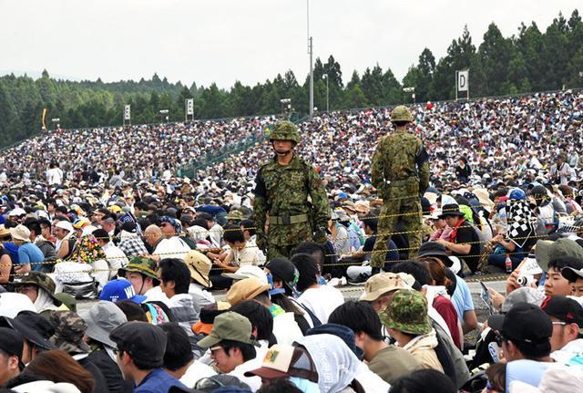 画像3: 多次元統合防衛力構築へ|令和元年度富士総合火力演習